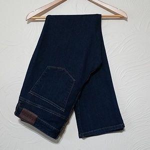 Ralph Lauren slim strait denim Jean's size 12